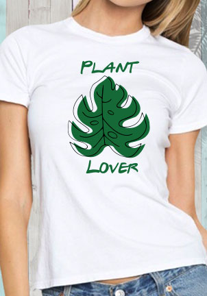 Plant Lover  tee